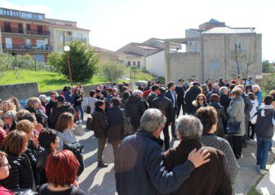 Inaugurazione della biblioteca
