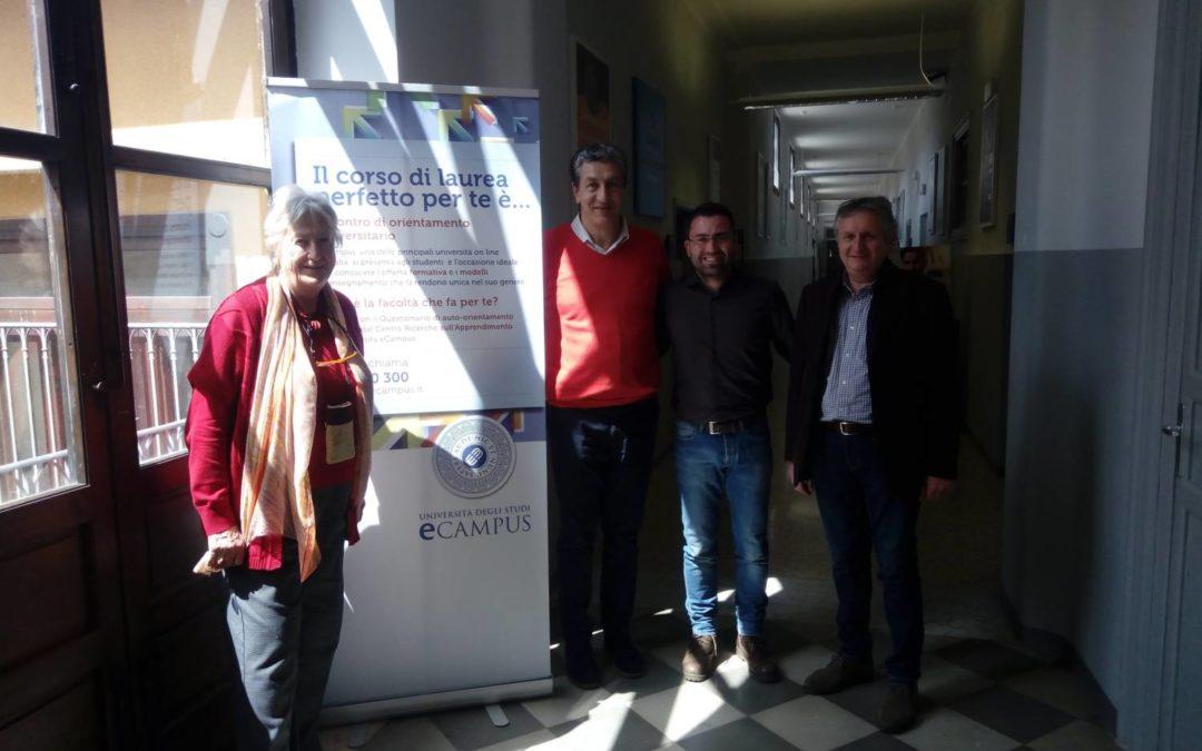 Borsa di Studio in donazione dalla Università E-Campus