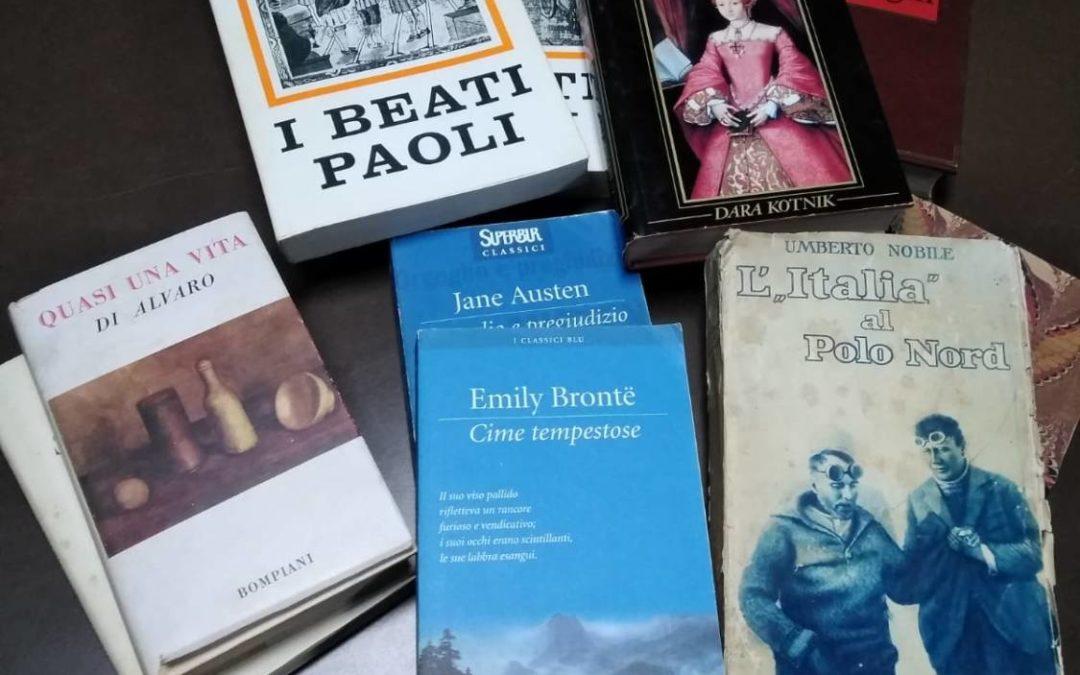 MASCELLINO SANDRAha donato dei libri