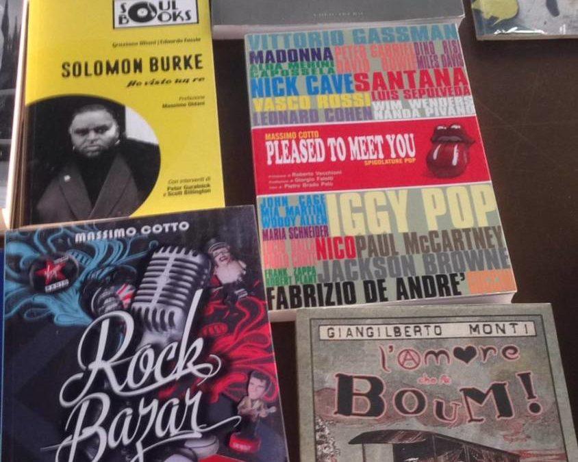 A TUTTA MUSICA – 45 nuovi libri di Musica dalla VOLO EDITRICE MILANO