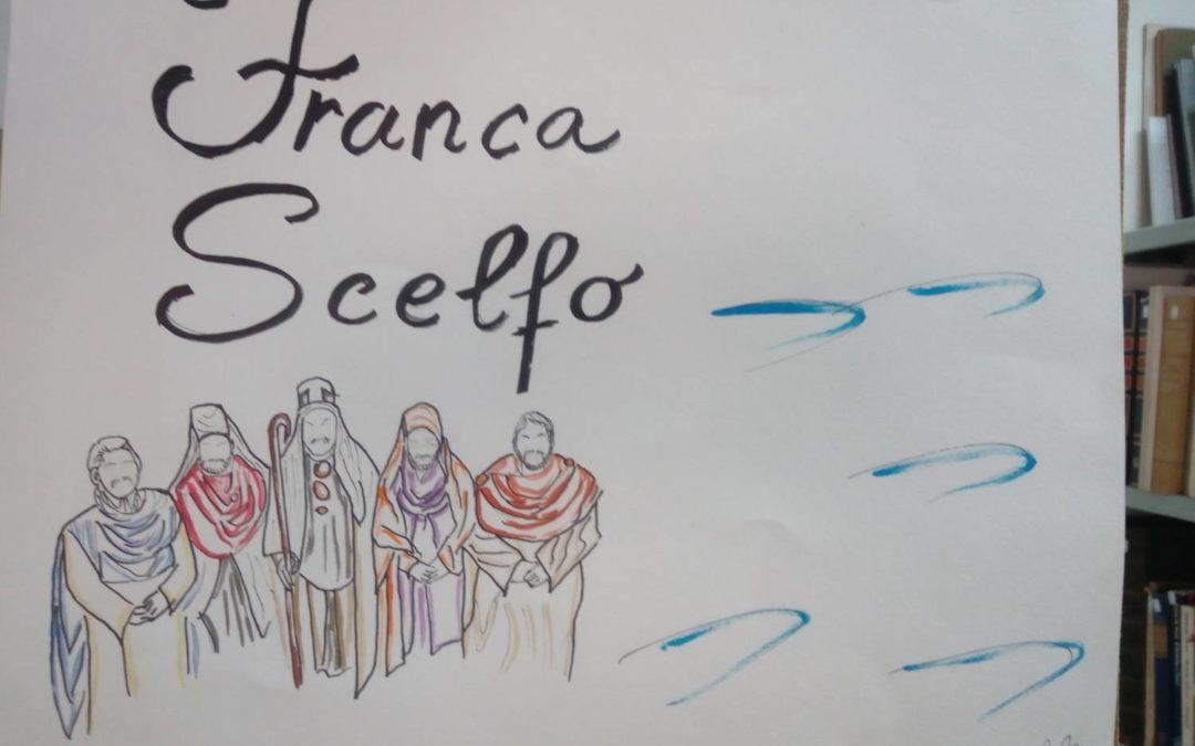 """IN RICORDO DI """"FRANCA SCELFO"""""""